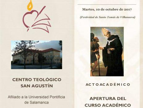 Inauguración del curso 2017-2018 del CTSA